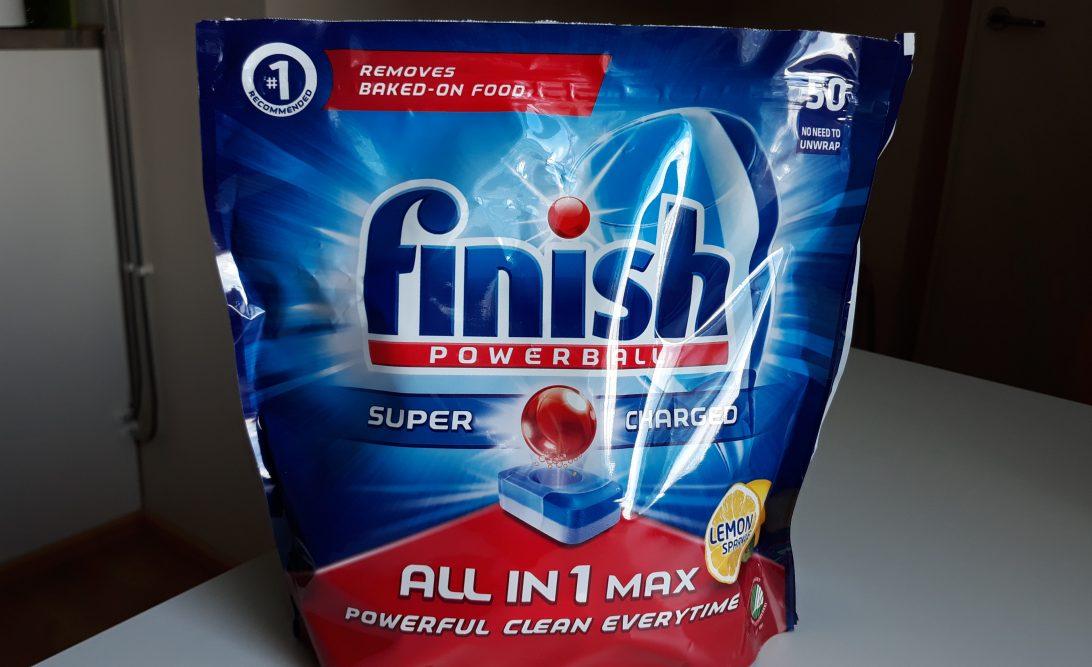 Finish Powerball -pakkaus