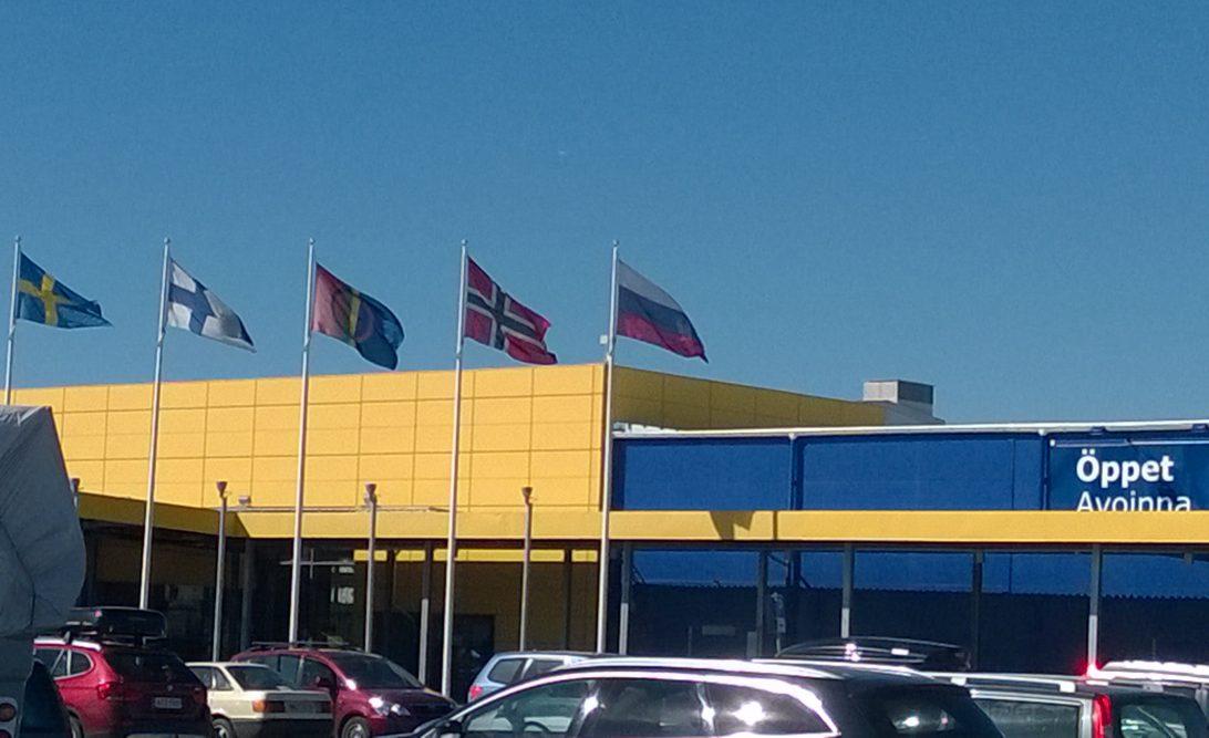 Ikea Haparanda-Tornio