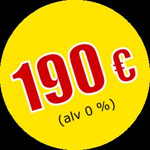 Digi&somestrategiatarjous - 190 € - Tositulos - mainostoimisto, Oulu