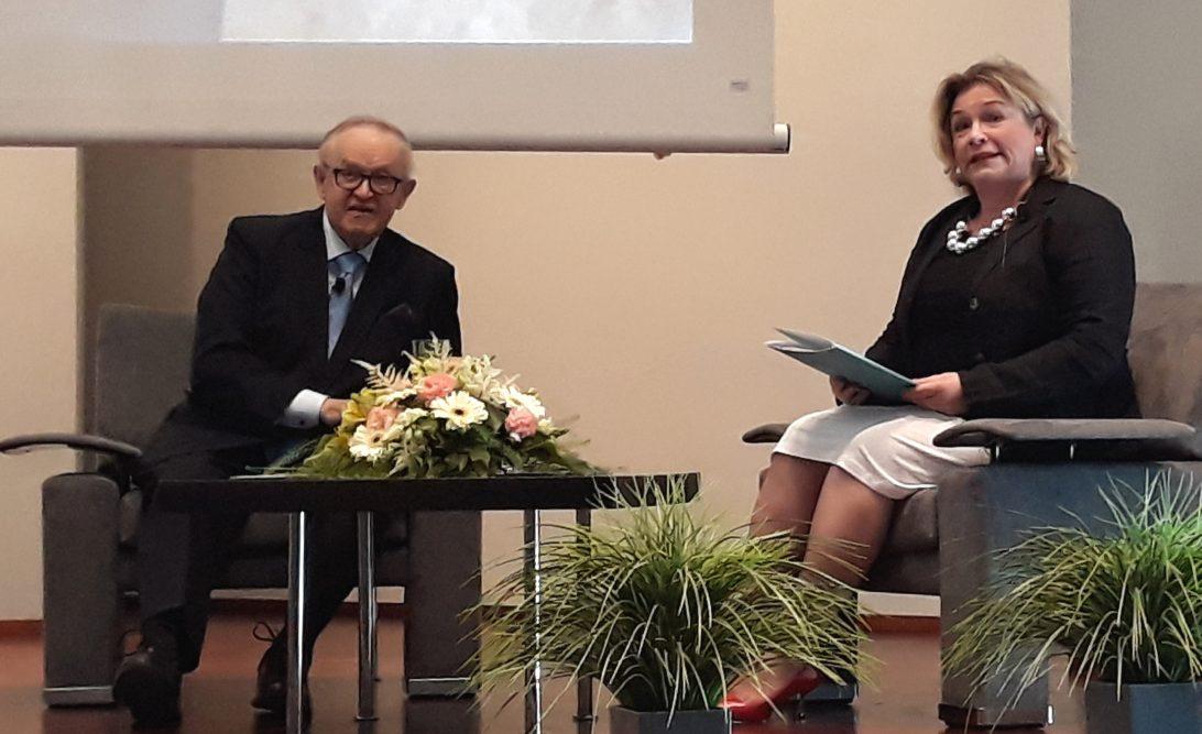 martti-ahtisaari-haastattelu-oulun-yliopisto-instituutti-23-5-2018-oulu-business-school