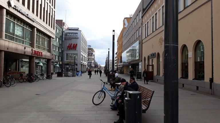 Tositulos - palvelumuotoilu, Oulu Rotuaari