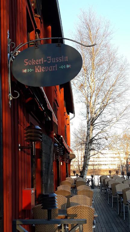 Sokerijussin Kievari Pikisaari Oulu - blogi