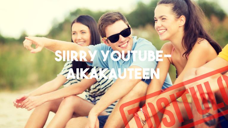 Video videomarkkinointi Oulu Youtube yritysvideo videotuotanto editointi