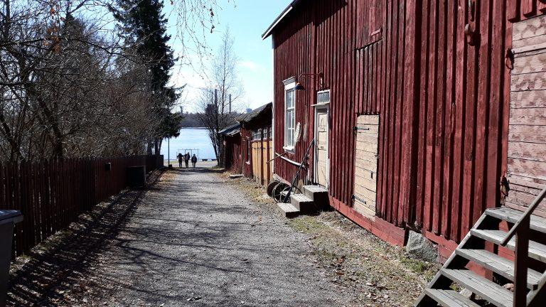 Valimokatu Pikisaari Oulu