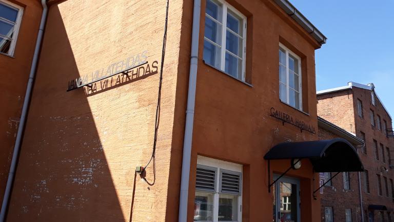 Vanha villatehdas Pikisaari Oulu - blogi